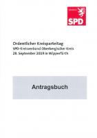 Antragsbuch
