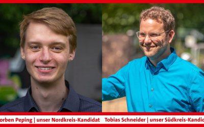 Startklar für die Landtagswahl 2022