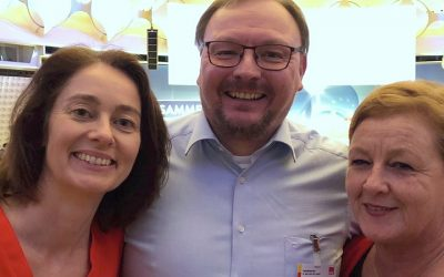 Oberberg beim Europakonvent der SPD beteiligt