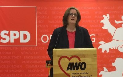 Arbeitnehmerempfang der SPD Oberberg mit hochkarätigem Besuch