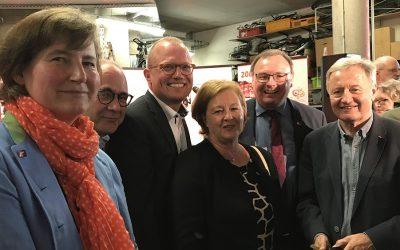 SPD Oberberg verabschiedete Jochen Ott