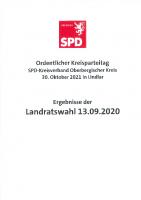 Ergebnisse der Landratswahl 13.09.2020
