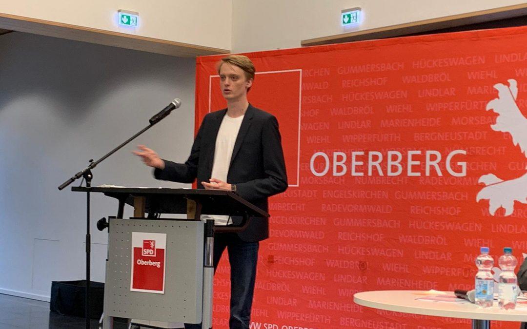 Thorben Peping ist Landtagskandidat für den Nordkreis