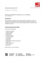 Bericht der Kreistagsfraktion
