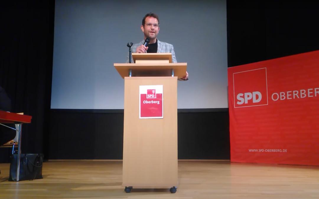 Tobias Schneider ist Landtagskandidat für den Südkreis