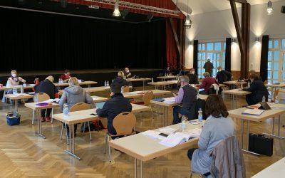 Oberbergische SPD-Kreistagsfraktion traf sich zur Haushaltsklausur