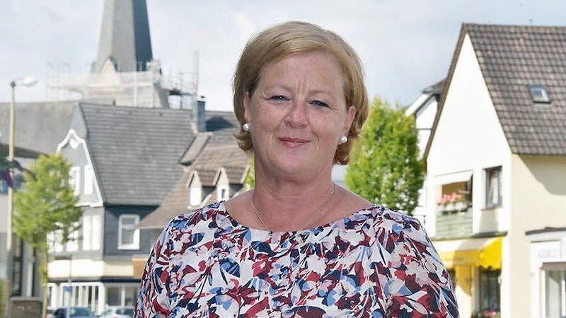 Michaela Engelmeier, Mitglied im SPD Parteivorstand und stellvertretende Vorsitzende der SPD Oberberg (Bild: © Schmittgen)