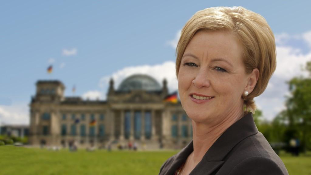Die oberbergische SPD-Politikerin Michaela Engelmeier ist zur sportpolitischen Sprecherin ihrer Partei geworden (Bild: © SPD Oberberg)