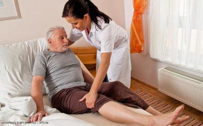 SPD-Antrag zur Finanzierung der Altenpflegeausbildung mit Wirkung