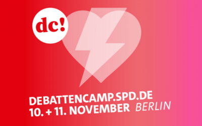 Das war das Debattencamp in Berlin