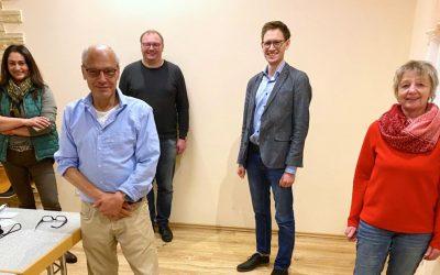 Vorstand der SPD-Kreistagsfraktion neu gewählt