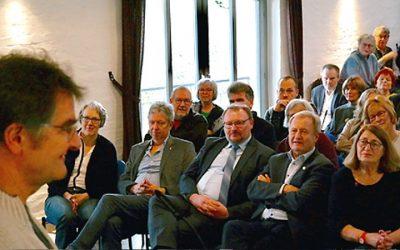 SPD-Jahresempfang: Jürgen Wiebicke als Gastredner