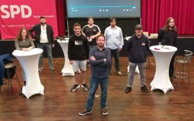 Stellvertretender Bundesvorsitzende der SPD zu Gast in Radevormwald