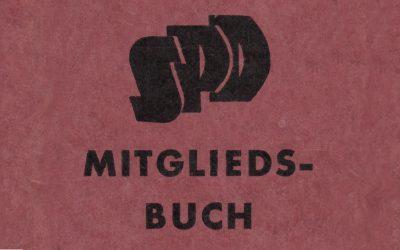SPD Oberberg ehrt langjährige Mitglieder