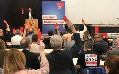 Michaela Engelmeier als stellvertretende Vorsitzende der SPD Region Mittelrhein bestätigt!