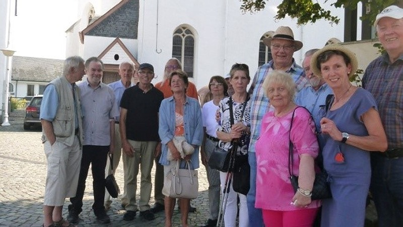 "AG 60 plus Oberberg ""On Tour"" | Bild: Udo Kolpe"