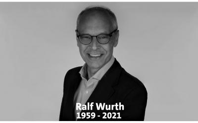Nachruf zu Ralf Wurth