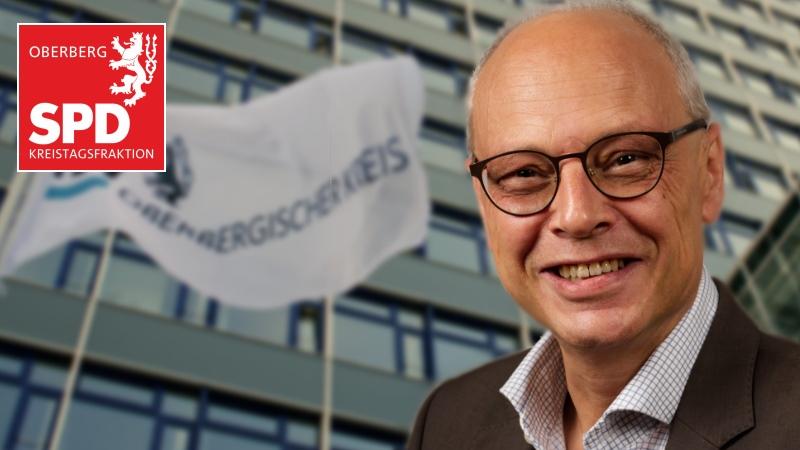 SPD Fraktionsvorsitzender Ralf Wurth