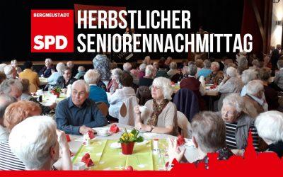 SPD Bergneustadt lädt ein zum Seniorennachmittag