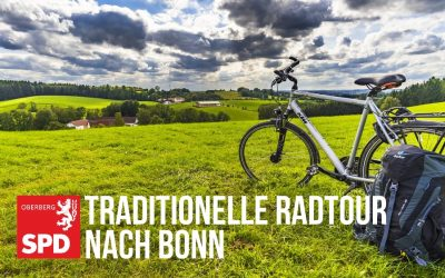 """Traditions-Radtour"" nach Bonn 2019"
